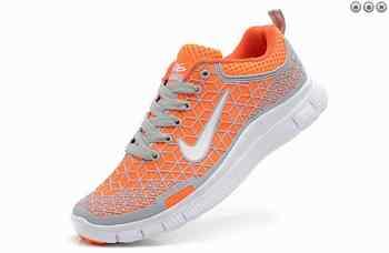 free run orange femme