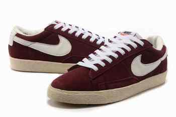 Nike Rouge Basse