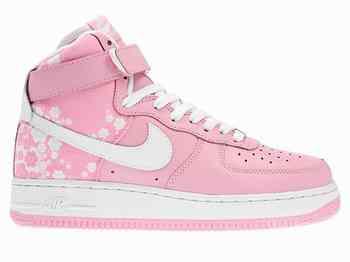 Nike Air Force Rose