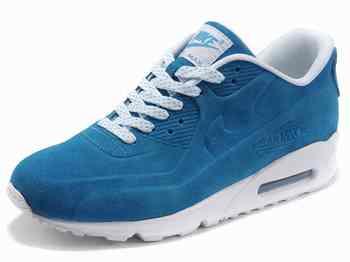 nike air max 90 blanc et bleu