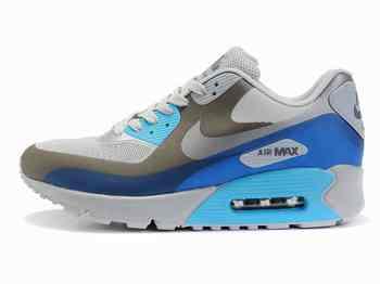 Air Max 2015 Hommes bleu marine 080206