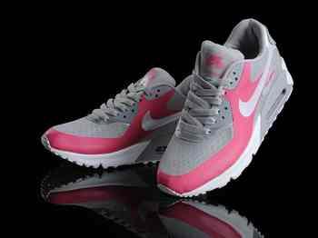 air max rose et gris