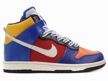 nike 1972 chemises - Chaussures Nike Dunk High Bleu/ Orange/ Rouge/ Blanc/ Noir/ Jaune ...