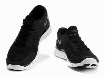 Free Run Noir Et Blanc