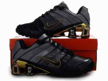 Nike Shox Nz Noir