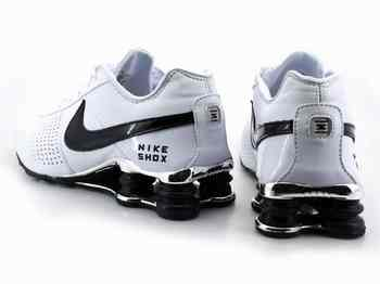 Chaussure Nike Shox Noir