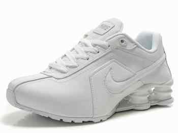 Nike Shox Blanc