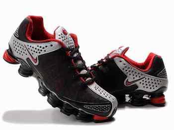 Nike Shox Noir Et Rouge