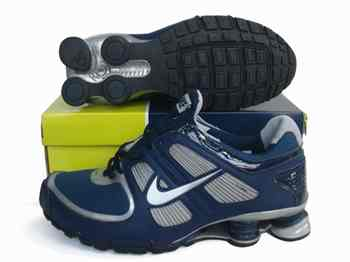 Nike Shox Grise